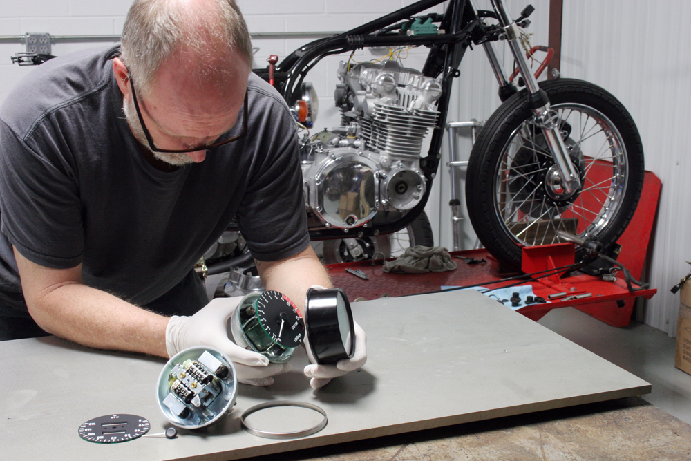 Hopson & Taylor - Working on Classic Motorcycles