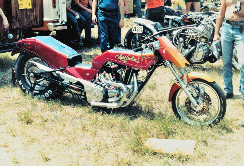 Mcclure motorcycle