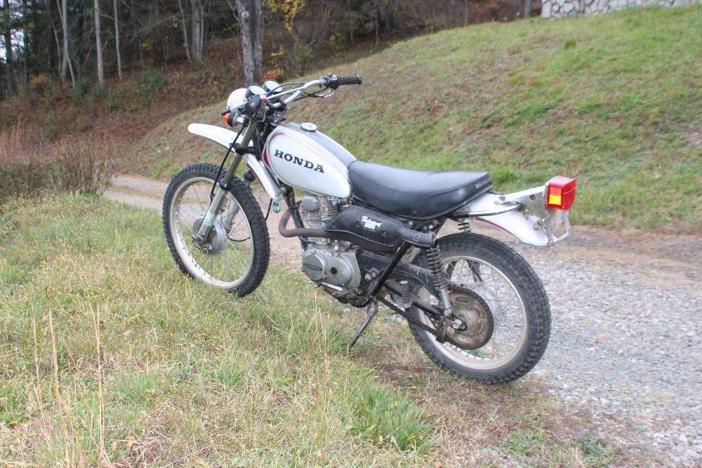 1973 Honda XL250 - Hopson & Taylor - Classic Motorcycle Exchange