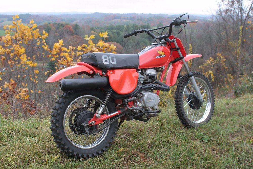 1982 Honda XR80R - Classic Motorcycle Exchange