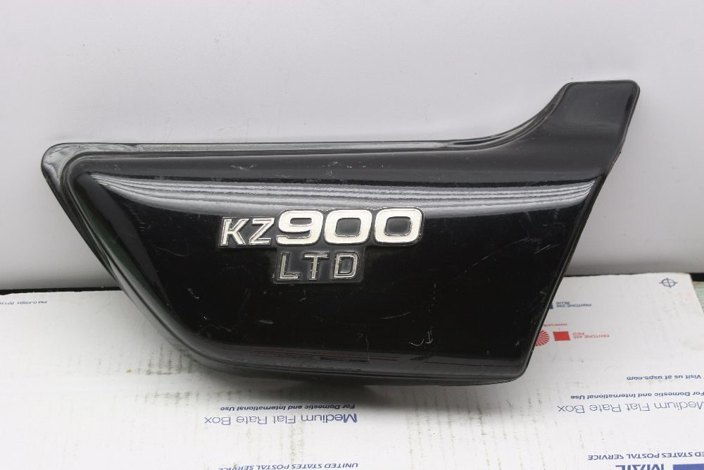 Right Fits Kawasaki KZ900//LTD 1976-1977 Side Cover