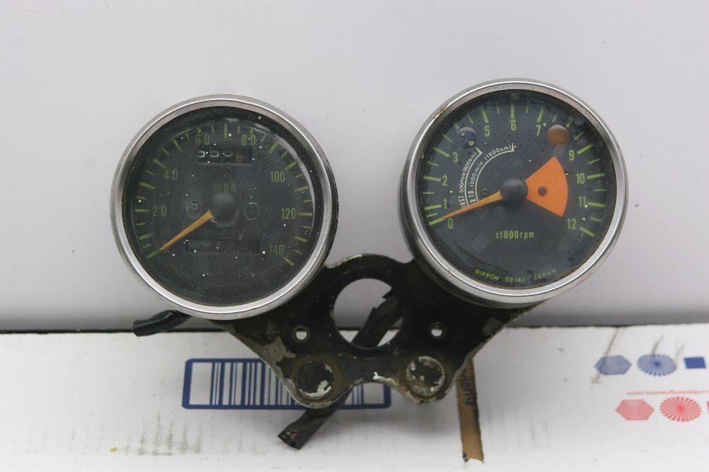 Kawasaki H2 Speedometer And Tachometer Instruments