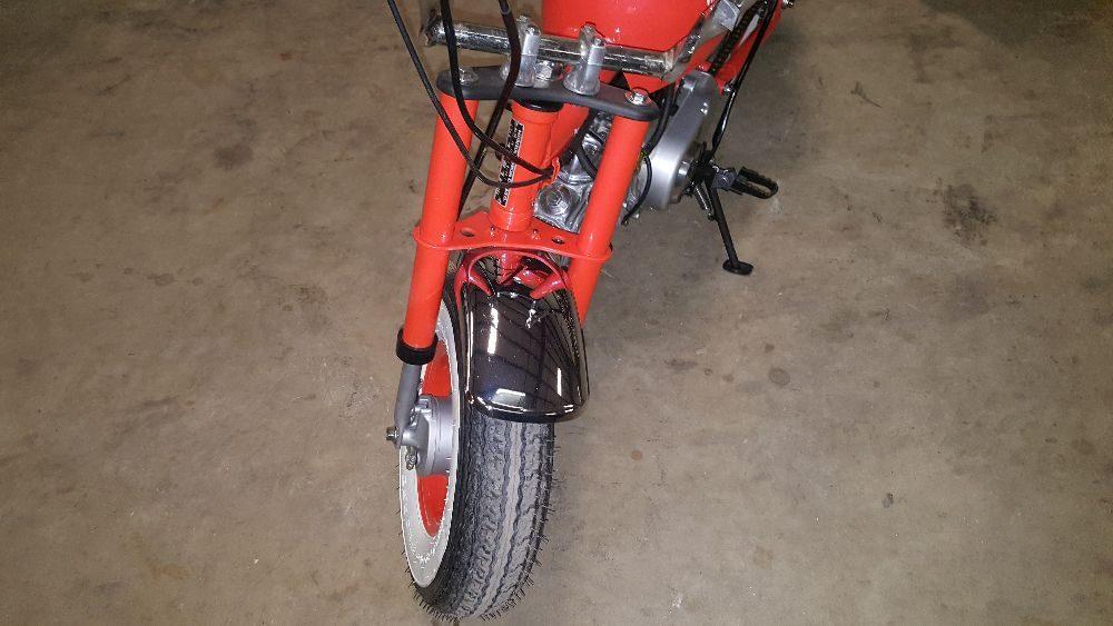 1981 Honda Z50 Custom - Classic Motorcycle Exchange