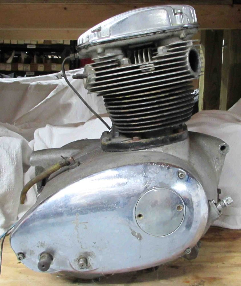 BSA A65 LIGHTNING 1966 ENGINE *COMPLETE - AS IS* - Classic