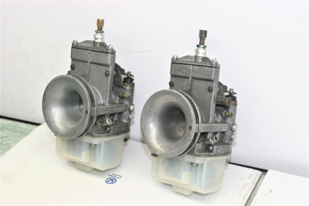 30mm Lectron Carburetors (From a RD400 Race Bike) - Classic