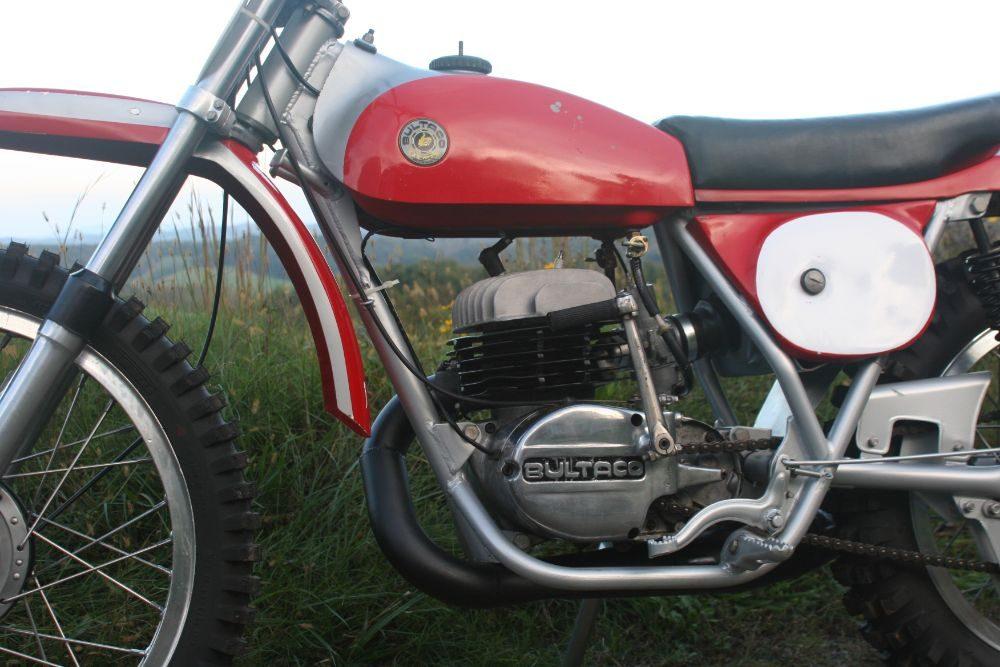 1969 Bultaco Pursang MK4 - Classic Motorcycle Exchange